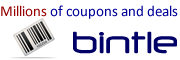 Visit Bintle Coupon Search engine and never pay retail again. Thousands of stores and over 700,000 coupons / deals to choose from