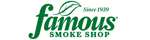 Famous Smoke Shop offer - FSS: Take $20 off $139+ in Cigars and Accessories! SAVINGS20NJ - valid 02-Nov-18 to 15-Jan-19